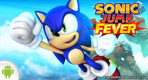 Sonic Jump Fever на android