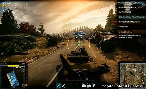 Торрент Armored Warfare