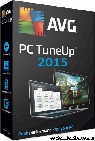 Настройка компьютера - AVG PC TuneUp 2 15 15