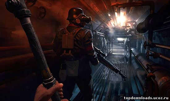 Дополнение The Old Blood к Wolfenstein The New Order