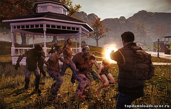 Торрент игры State of Decay Year One Survival Edition