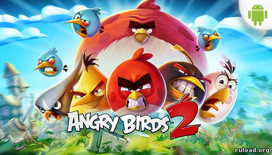 Angry Birds 2 на android