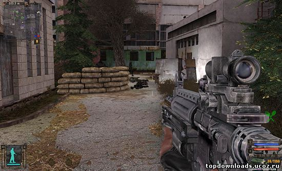 Игра S.T.A.L.K.E.R. Shadow of Chernobyl