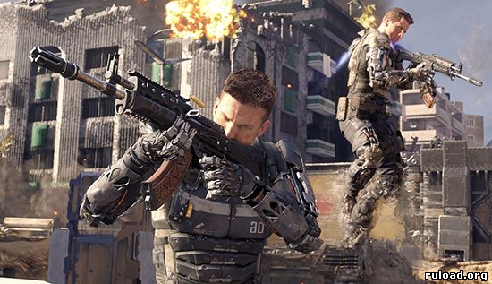 Шутер Call of Duty Black Ops III на PC