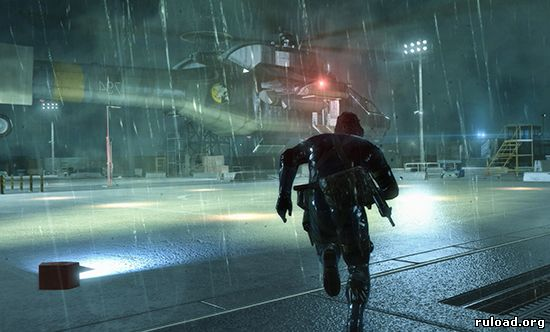 Metal Gear Solid V Ground Zeroes на PC