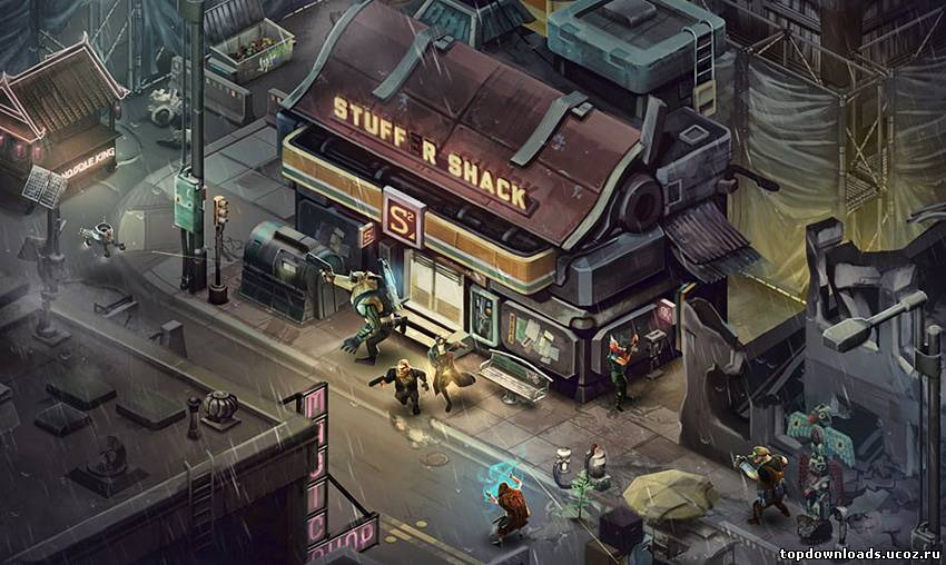 Shadowrun Returns (android)