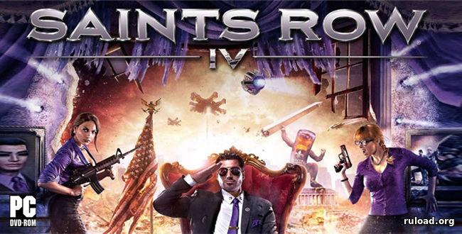 Saints Row IV 1.0.6.1 + DLC