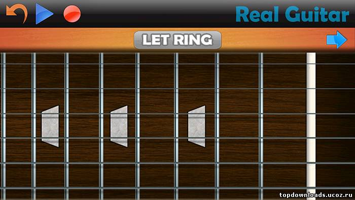 Real Guitar (android)