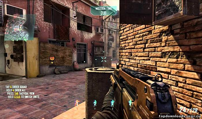Call of Duty: Strike Team (android)