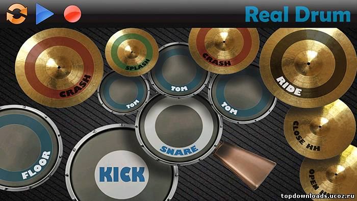 Real Drum (android)