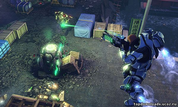XCOM: Enemy Unknown на android