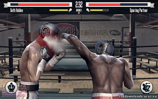 Real Boxing (android)