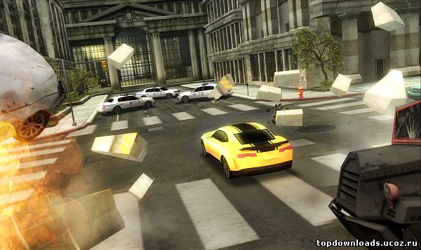 Transformers: Age of Extinction (android)