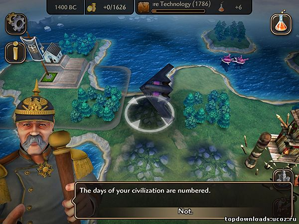 Civilization Revolution 2 (android)