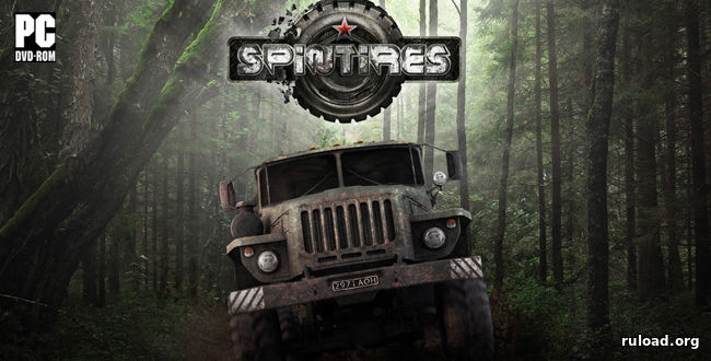 SpinTires (PC / 2015 / rus)