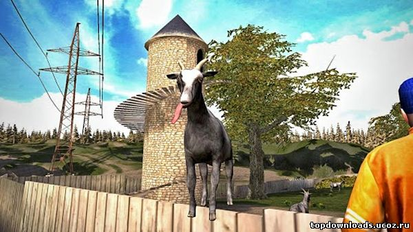 Goat Simulator (android)