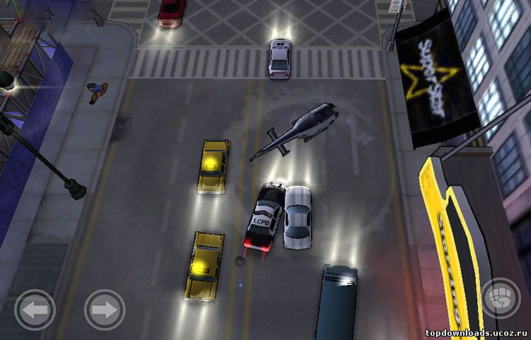 GTA: Chinatown Wars (android)