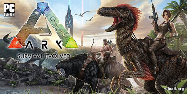 ARK Survival Evolved v 306.41