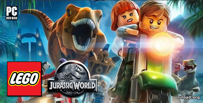 Lego Jurassic World | RePack