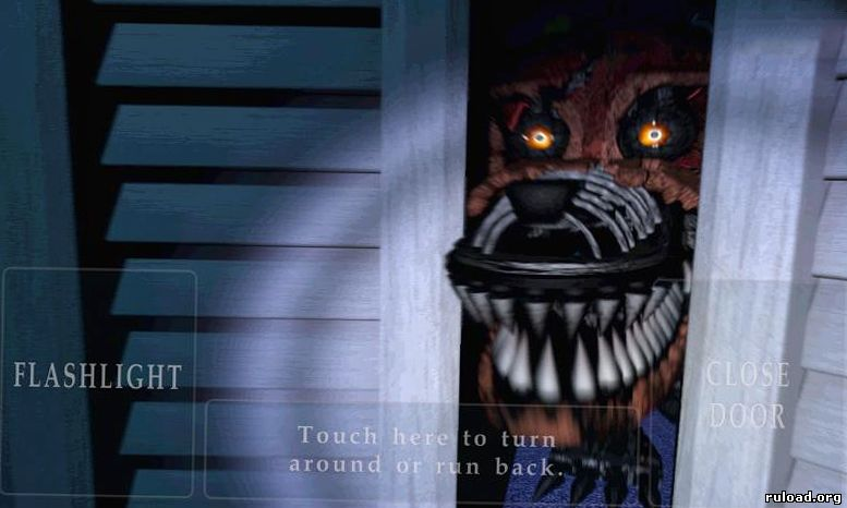 Five Nights At Freddy's 4 (android)
