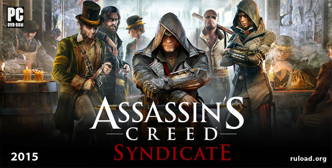 Assassins Creed Syndicate (1.51)