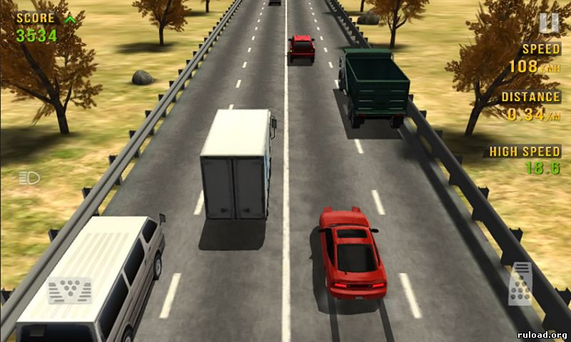 Traffic Racer (android)