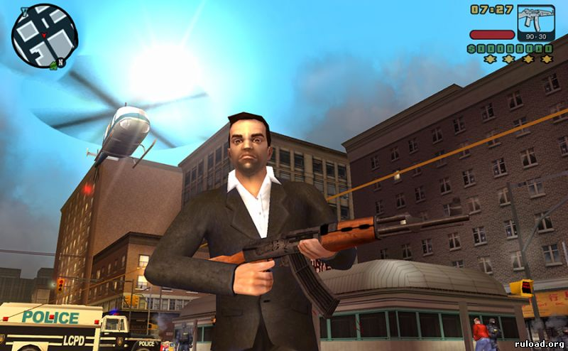GTA Liberty City Stories (android)