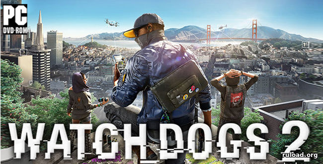 Watch Dogs 2 (v. 1.017)