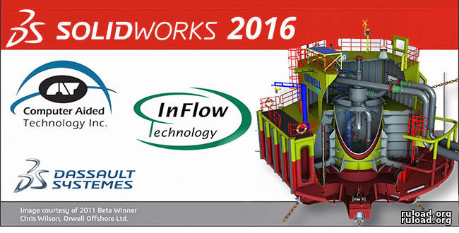Solidworks 2016 (SP5)