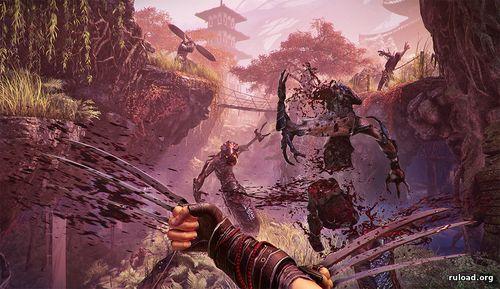 Скачать бесплатно игру shadow warrior 2 через торрент на русском