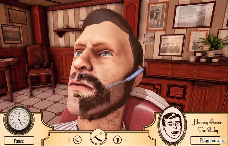 Barbershop simulator скачать торрент игру