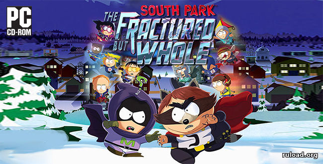 South Park The Fractured But Whole (Gold Edition)