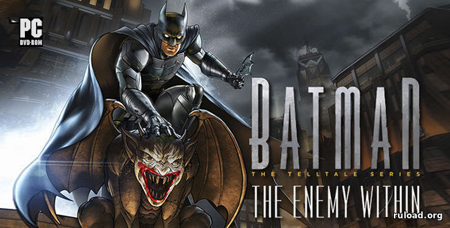Batman The Enemy Within | Episode 1-5