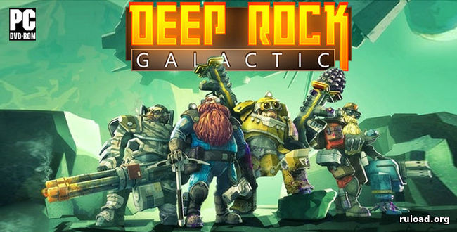 Deep Rock Galactic 0.19