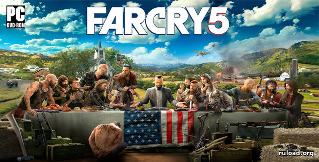 Far Cry 5 1.4.0.0 Gold Edition