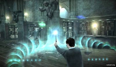 Игра Harry Potter and the Half-Blood Prince на PC