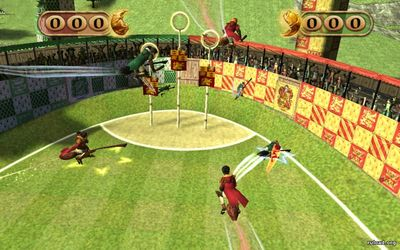 Harry Potter Quidditch World Cup на PC