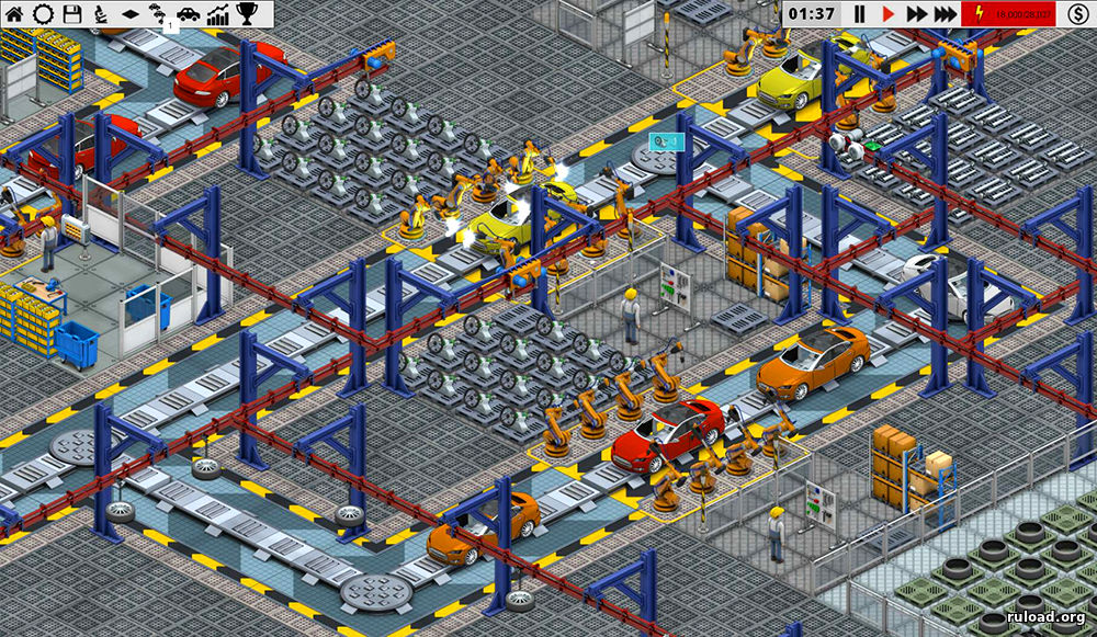 Production Line 1.63