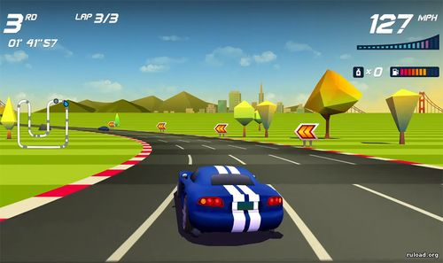 Horizon Chase Turbo на ПК