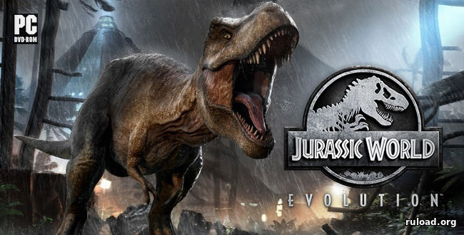 Jurassic World Evolution 1.4.3