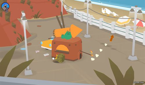 Donut County на русском языке