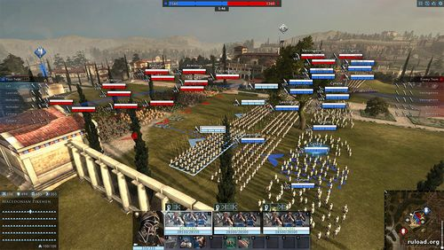 Total War Arena на русском языке