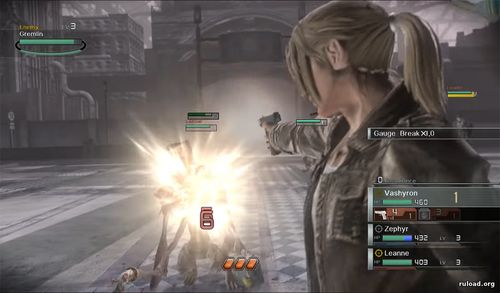 Repack Resonance of Fate END OF ETERNITY на PC