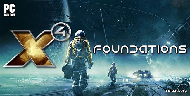X4 Foundations | Collector's Edition