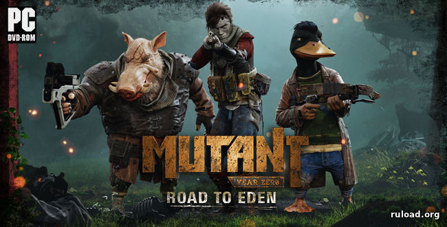 Mutant Year Zero Road to Eden | Repack by xatab