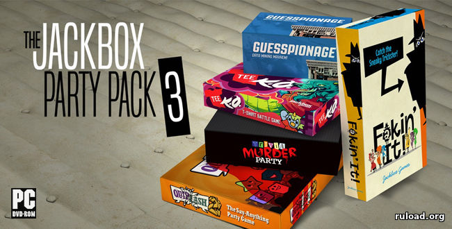 The Jackbox Party Pack 3 (RUS)