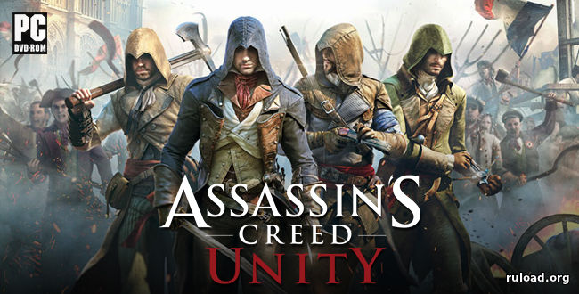 Assassins Creed Unity | RePack от R.G. Механики