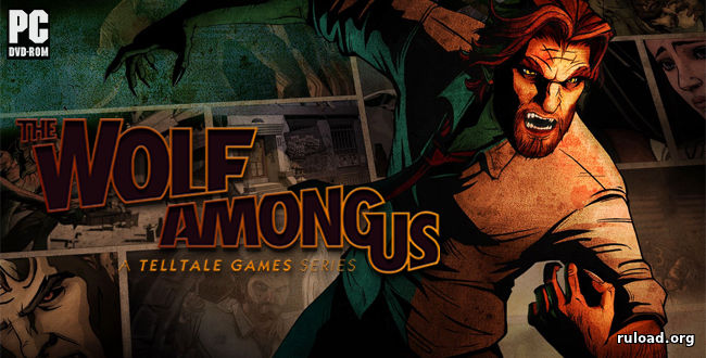 The Wolf Among Us (Episode 1-5)