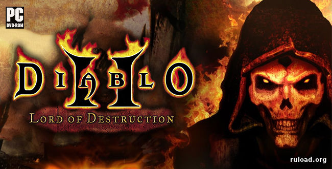 Diablo II Lord of Destruction (1.14) на русском