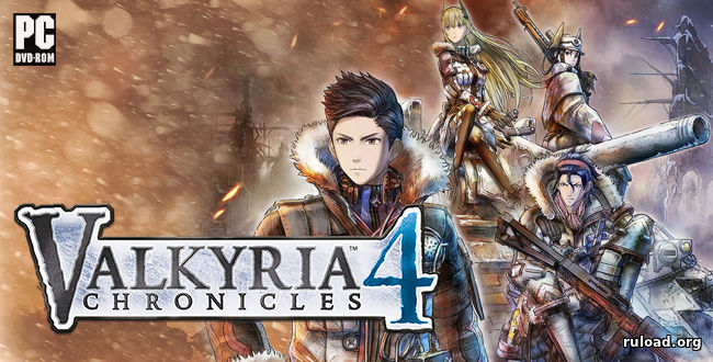 Valkyria Chronicles 4 (1.03)